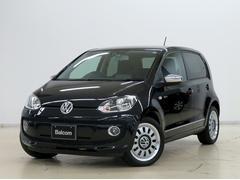 VW アップ!ブラック アップ! 国内正規輸入60周年記念限定モデル