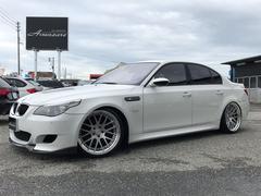 BMWM5 サンルーフ キセノン ローダウン