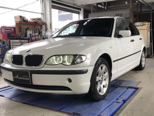 BMW 318i 純正アルミ ナビ キーレス