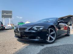 BMW650iカブリオレ 全国対応半年保証付き 車高調 レザー