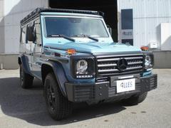 M・ベンツG350dプロフェッショナルリミティッド世界限定463台
