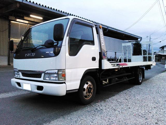 いすゞ 車両積載車 ラジコン ウインチ HSA ユニックNEO5
