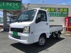 サンバートラックTB 4WD 三方開 エアコン