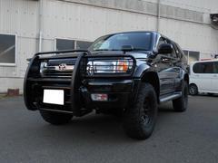 ハイラックスサーフSSR−G 4WD HDDフルセグナビ ETC LEDライト