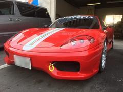 フェラーリ 360モデナF1