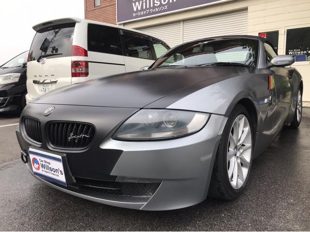 BMW ロードスター2.5i ロードスター2.5i(2名) Mスポーツ仕様 キーレス 純正アルミ レインボーイルミネーション