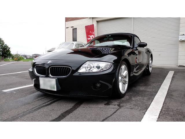 BMW Z4 2.2i 赤革シート イカリングヘッドライト ETC シートヒーター 純正アルミ