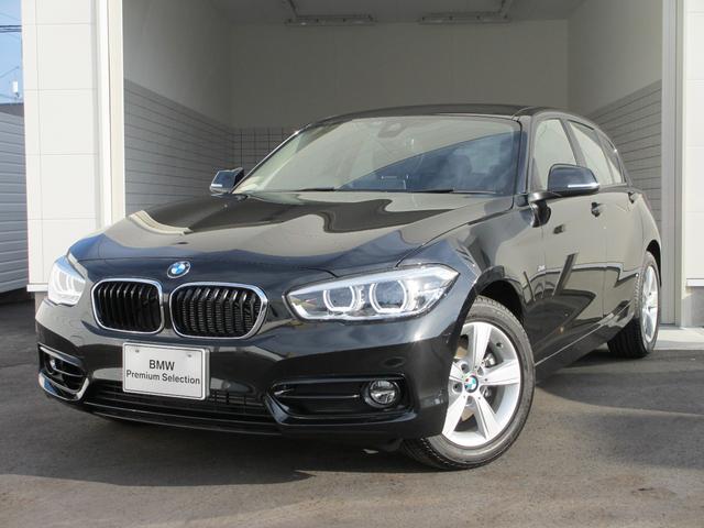 BMW 118i スポーツ 登録済未使用車 スマートキー カメラ