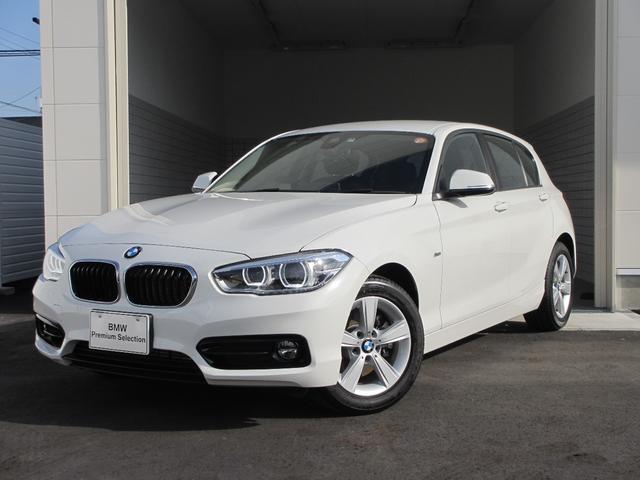BMW 118i スポーツ 弊社デモカー