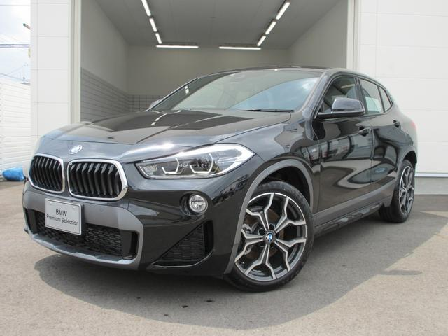 BMW sDrive 18i MスポーツX 登録済未使用車 ACC