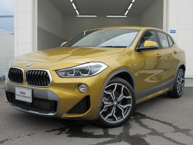BMW sDrive18i MスポーツX ACC ヘッドアップD