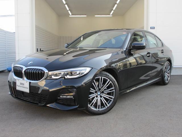BMW 320i Mスポーツ 弊社デモカー ステアリングアシスト