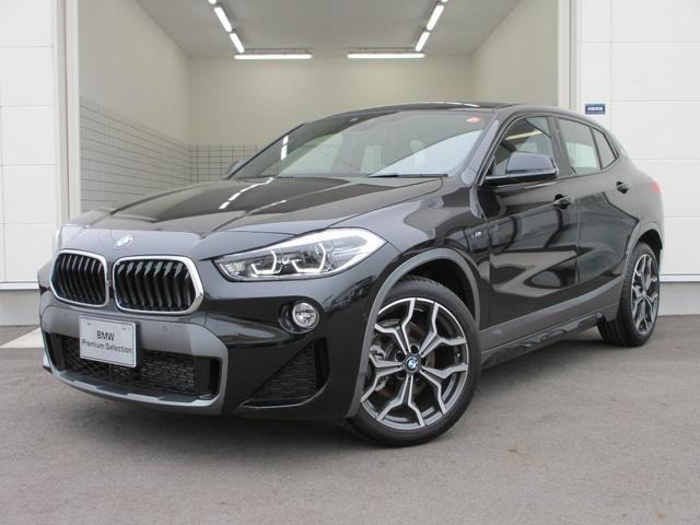 BMW sDrive 18i MスポーツX ヘッドアップD ACC