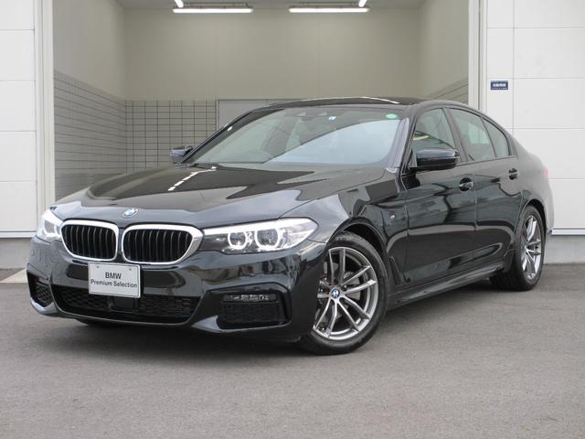 BMW 523d xDrive Mスピリット 弊社デモカー 黒レザー