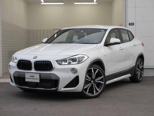BMW X2 sDrive 18i MスポーツX 弊社デモカー 20インチ