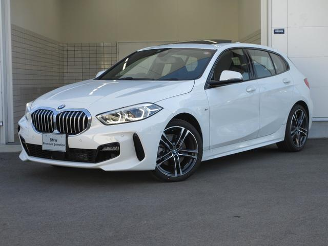 BMW 118i Mスポーツ レンタカーアップ サンルーフ ACC
