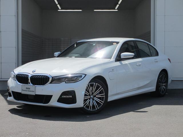 BMW 330e Mスポーツ コンフォートパッケージ トップビュー ヘッドアップディスプレイ