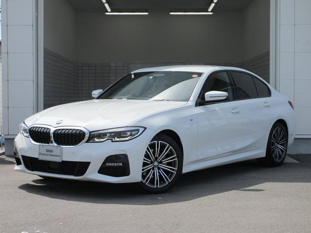 BMW 3シリーズ 320d xDrive Mスポーツ トップビュー ACC コンフォートパッケージ