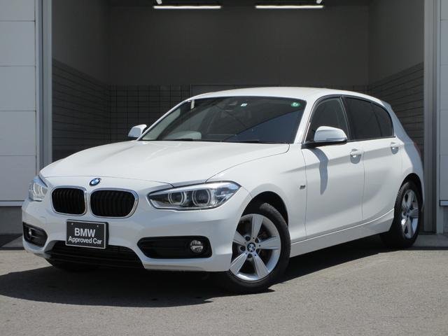BMW 1シリーズ 118d スポーツ パーキングサポート