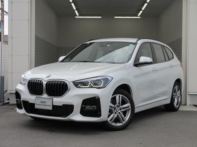BMW X1 xDrive 18d Mスポーツ デモカー コンフォートP アクティブクルーズコントロール 電動シート