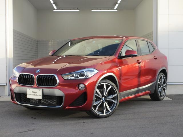 BMW sDrive 18i MスポーツX レンタカーアップ ACC ヘッドアップD 20インチアルミ 電動Fシート