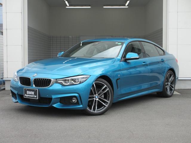 BMW 420iグランクーペ Mスポーツ ACC 19インチホイール 全国1年保証