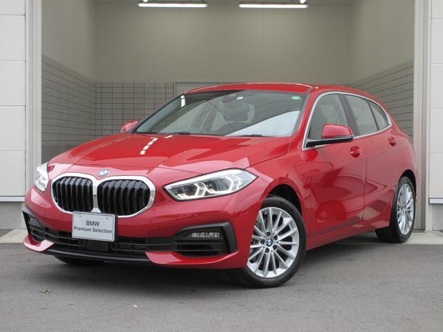 BMW 1シリーズ 118i プレイ 弊社デモカー コンフォートパッケージ 電動トランク アクティブ・クルーズ・コントロール