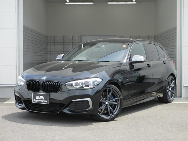 BMW 1シリーズ M140i エディションシャドー 全国1年保証 ワンオーナー 禁煙車 3リッターガソリンエンジン