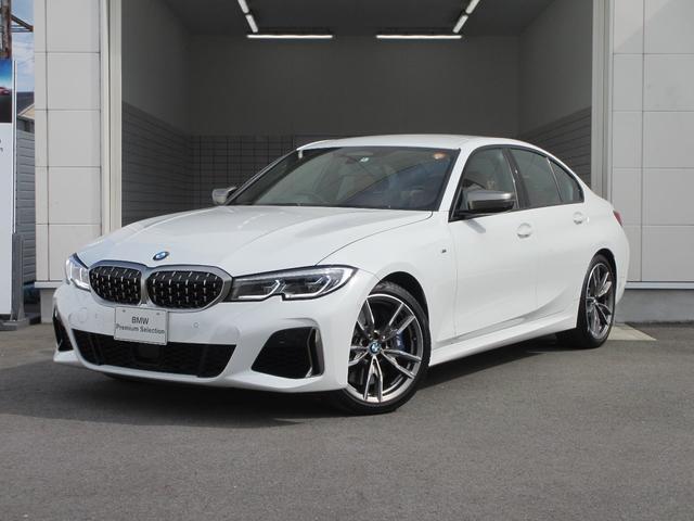 BMW M340i xDrive ワンオーナー 禁煙 レーザーライト harman/kardon ヘッドアップディスプレイ