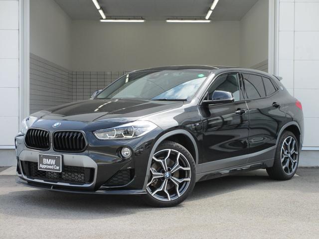 BMW X2 xDrive 20i MスポーツX ワンオーナー  禁煙 全国1年保証 電動シート 社外スポイラー装着