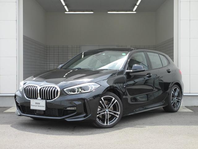 BMW 1シリーズ 118d Mスポーツ エディションジョイ+ 追従式クルコン 元試乗車 全国2年保証 電動トランク 電動シート