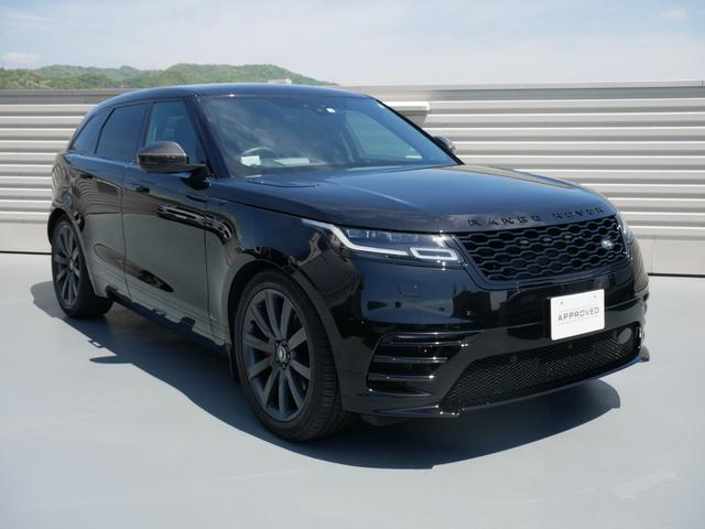 ランドローバー R ダイナミック HSE 380PS ブラックエクステリアパック サウンドシステム マッサージ機能付き電動シート ヘッドアップディスプレイ 21インチアルミ 認定中古車