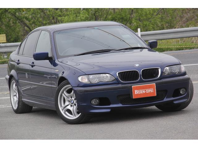 BMW 318i Mスポーツ E46 17インチ ETC