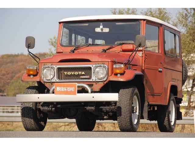 「トヨタ」「ランドクルーザー40」「SUV・クロカン」「岡山県」の中古車
