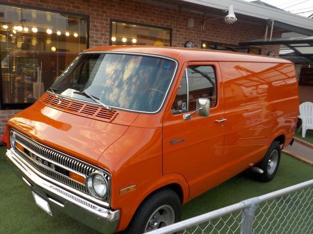 ダッジ '73 Dodge Tradesman100