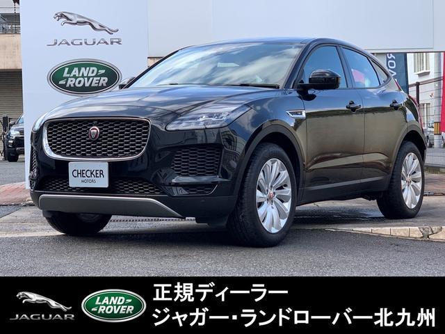 ジャガー 試乗車 S 180PS 黒革 19AW Bカメ ナビ TV