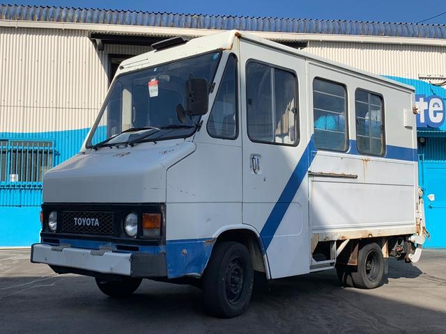 トヨタ クイックデリバリーバン