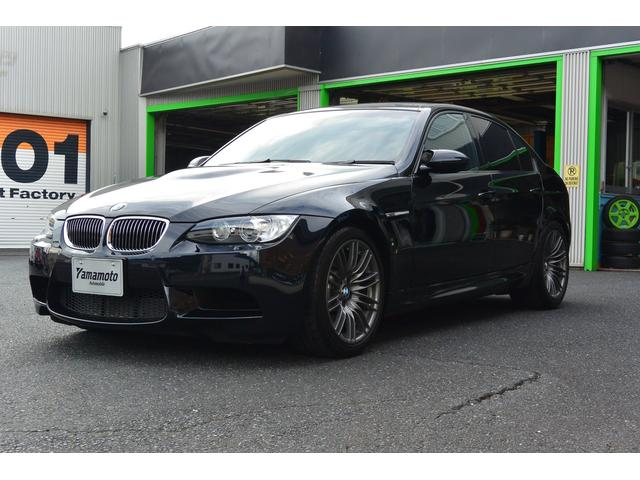 BMW M3セダンM DCT ドライブロジック