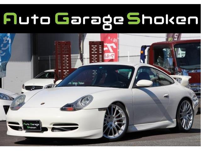 ポルシェ 911カレラ ティプトロニックS GT3ルック ローダウン