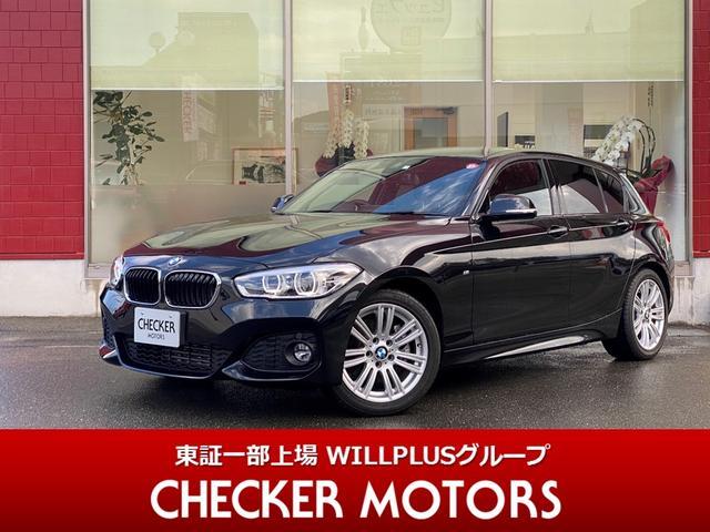 BMW 118d Mスポーツ 純正HDDナビRカメラ ETC