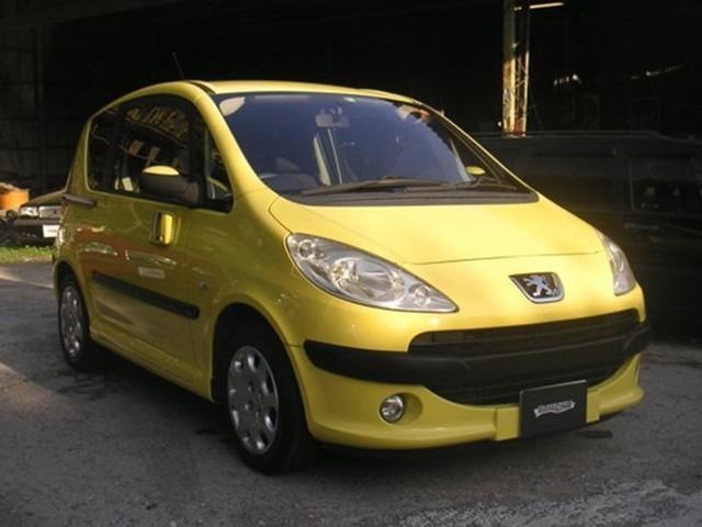 「プジョー」「1007」「ミニバン・ワンボックス」「福岡県」の中古車