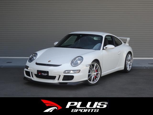 ポルシェ 911 911GT3 997GT3 正規D車 左H 6速MT スポーツシート スポーツエグゾースト バックカメラ