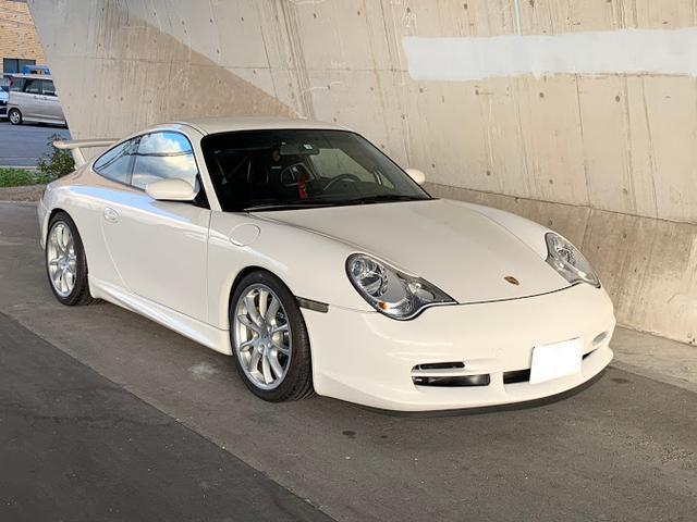 ポルシェ 911GT3 クラブスポーツ PCCB イエローキャリパー