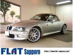 BMW Z3ロードスター2.0i19AWハーフレザーパワーシートHID外オーディオ