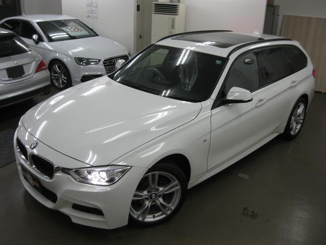 BMW 320i xDriveツーリング Mスポーツ サンルーフ