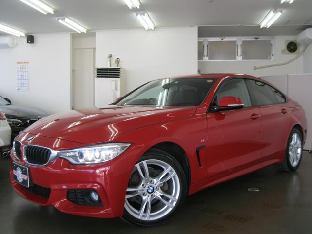 BMW 420i xDriveグランクーペ Mスポーツ クルコン