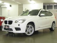 BMW X1xDrive 20i Mスポーツ 社外TVチューナー Bカメ