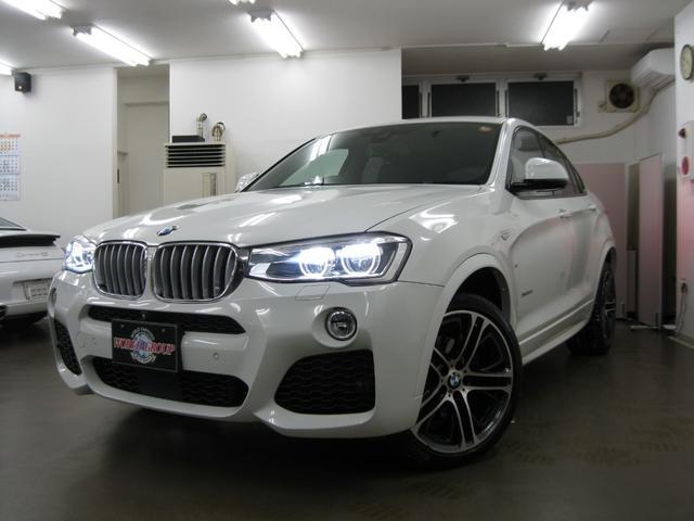 BMW xDrive 35i Mスポーツ ワンオーナー LEDヘッド