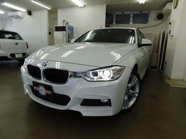 BMW 320i xDrive Mスポーツ  純正HDDナビ ETC