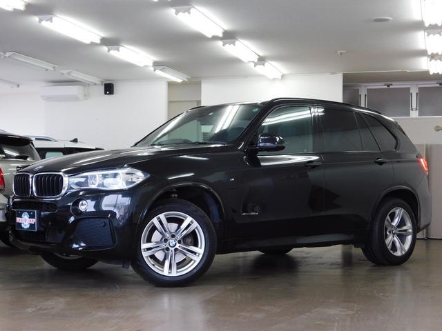 BMW xDrive 35d Mスポーツ サンルーフ 黒革 クルコン